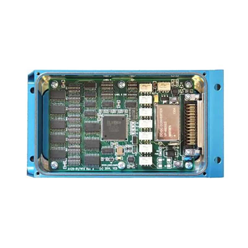 Конвертор ARINC 429 для 8 канального реле