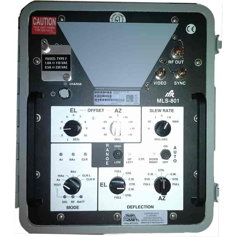 Тестовое устройство MLS-801-1