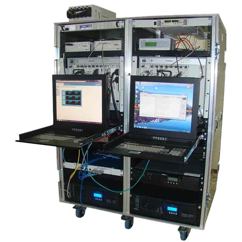 Система тестирования и автономных испытаний блоков